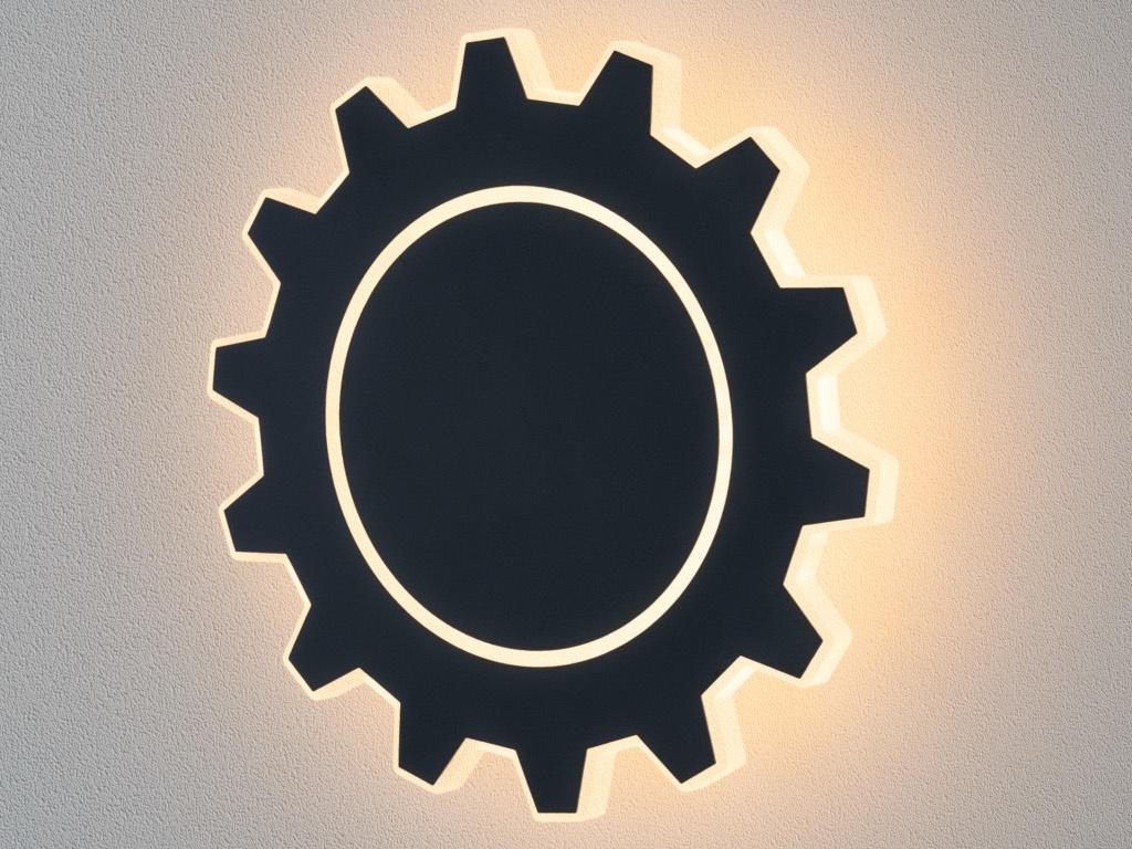 часы цена самсунг gear s Светильник Elektrostandard Gear L LED Black MRL LED 1100