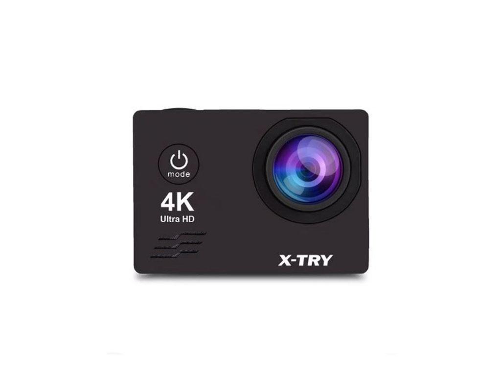 Фото - Экшн-камера X-TRY XTC170 NEO 4K WiFi экшн камера r wings air 4k wifi rwc001