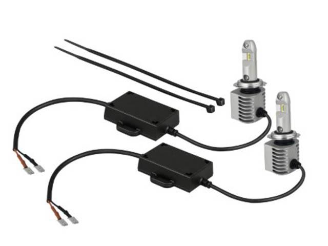 лампа osram h7 night breake silver 12v 55w px26d 2шт 64210nbs hcb Лампа OSRAM H7 LEDriving HL 12V/24V LED PX26d 6000K 12W (2 штуки) 65210CW