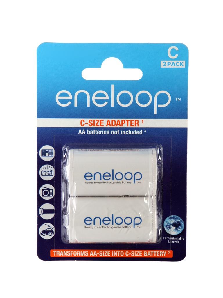 аккумуляторы аа panasonic eneloop pro 2500mah купить Аксессуар C - Panasonic Eneloop Ni-MH (2 шт) BQ-BS2E/2E