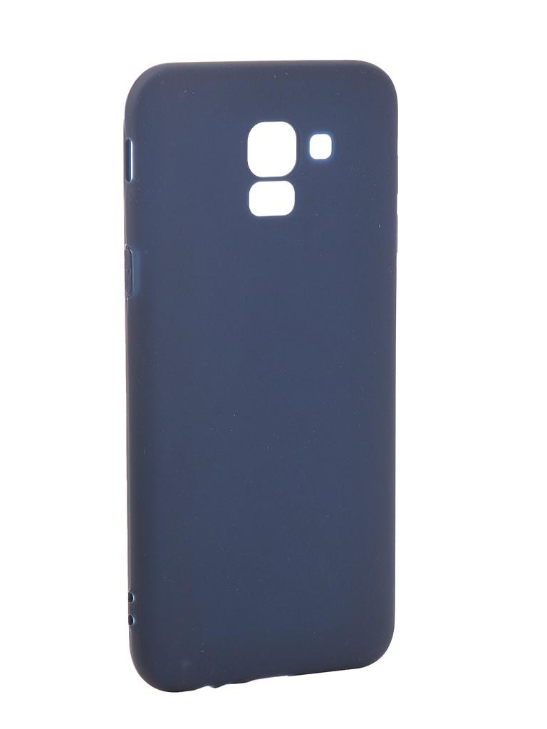 аксессуар чехол pero для xiaomi mi max 2 soft touch black prstc mmax21b Аксессуар Чехол Pero для Samsung Galaxy J6 2018 Soft Touch Blue PRSTC-J618BL