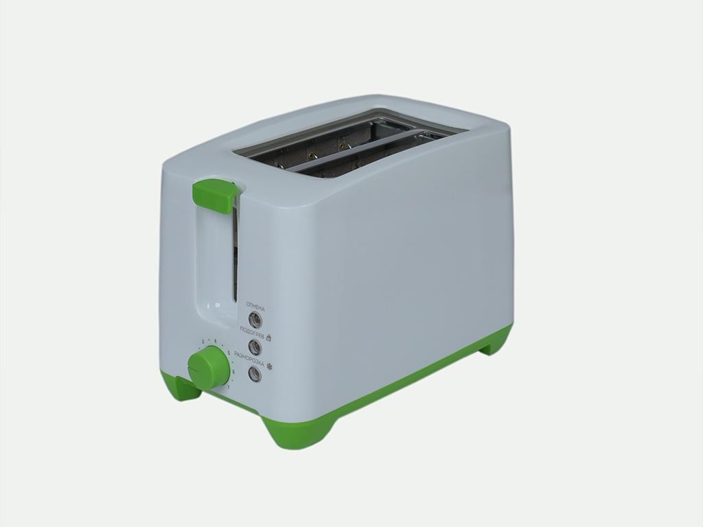 Тостер Galaxy GL2907 White-Green