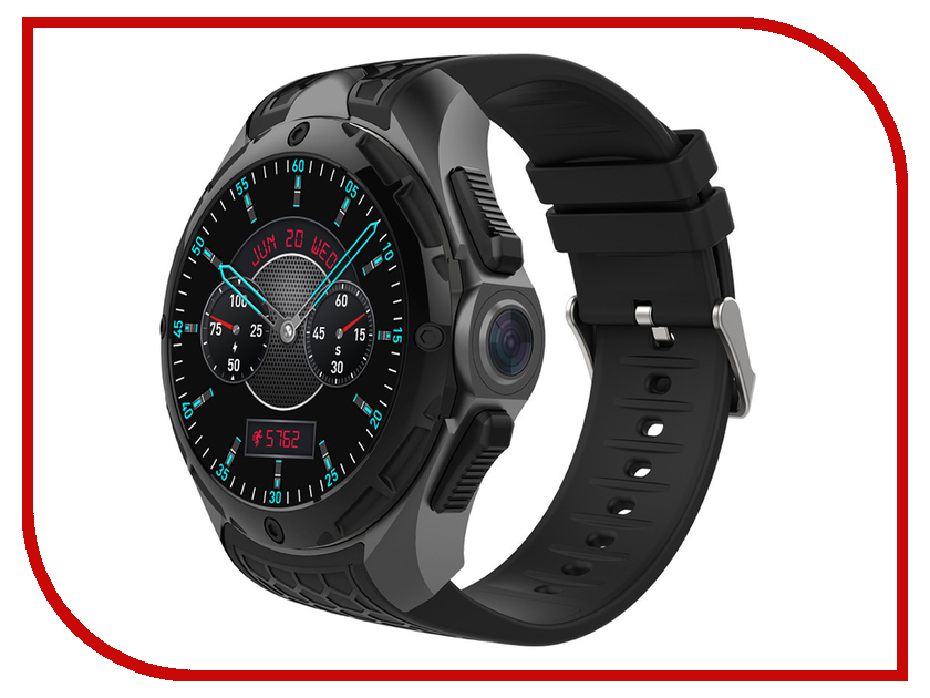 Купить Умные часы KingWear KW68 Black