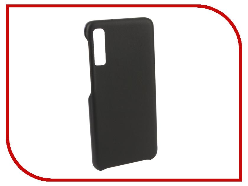 Купить Аксессуар Чехол для Samsung Galaxy A7 2018 G-Case Slim Premium Black GG-992