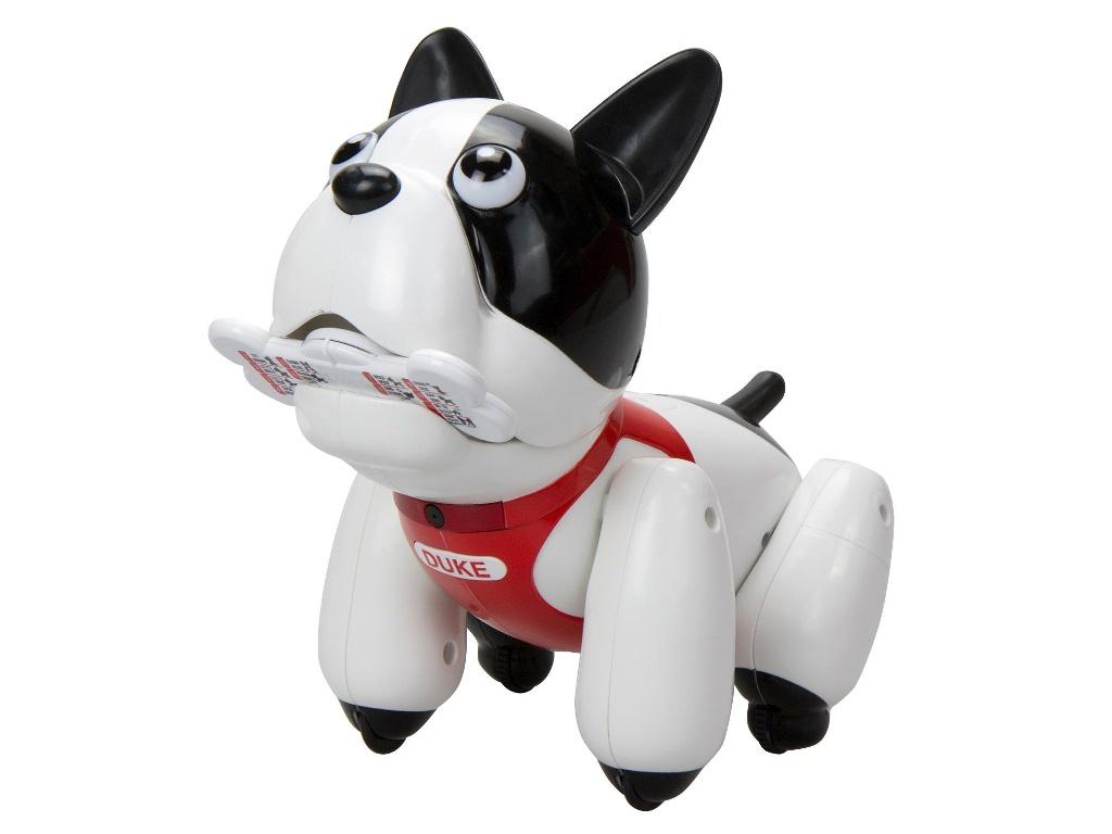 Купить Робот SilverLit Собака робот Дюк 88557