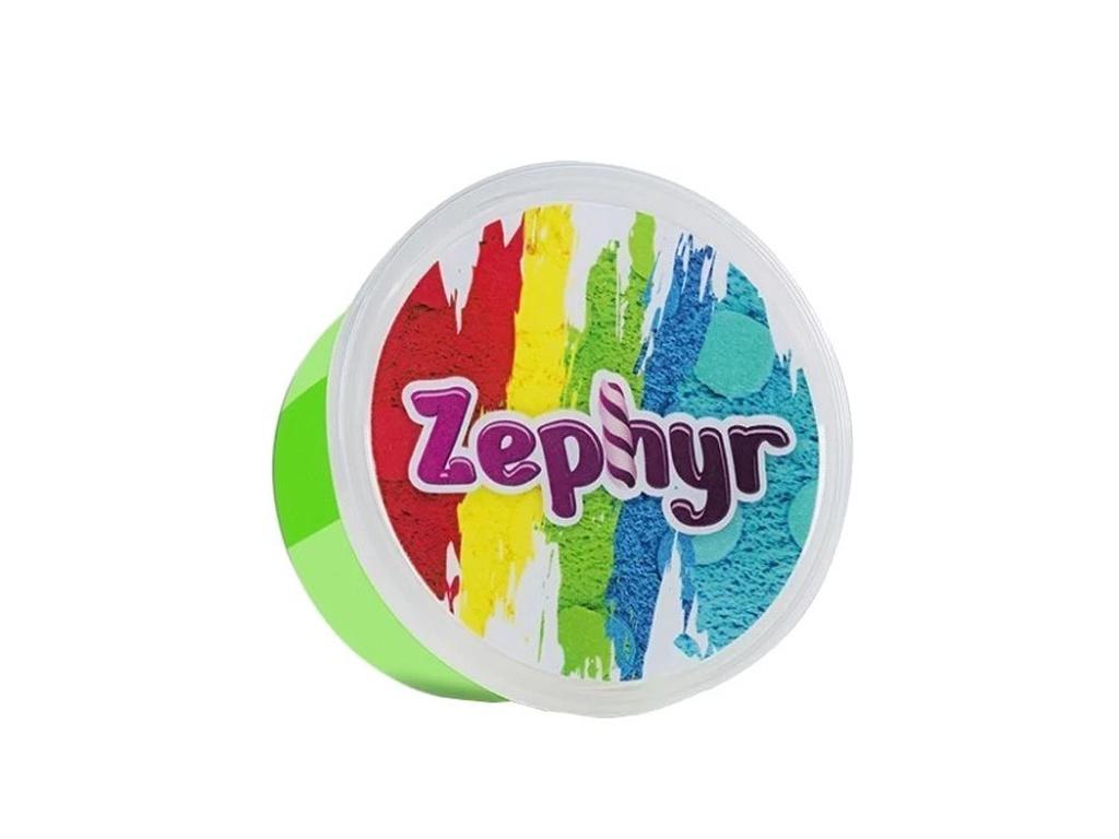 Набор для лепки Zephyr Тропический лягух 150g Green 00-00000741