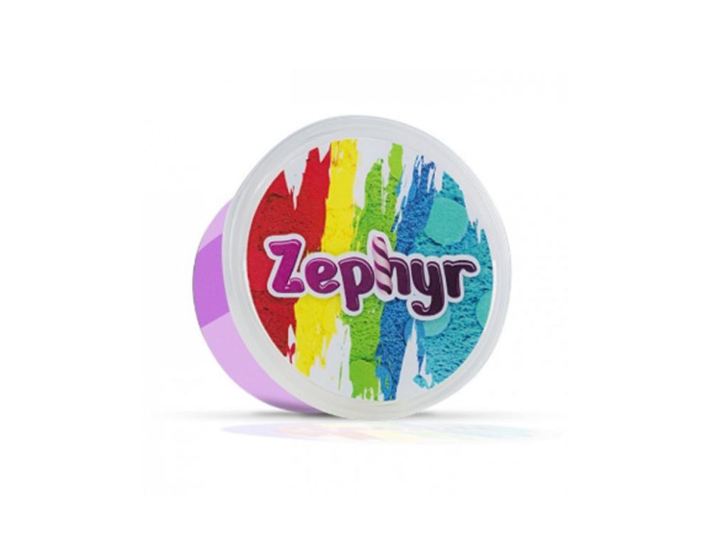 Набор для лепки Zephyr Скромная осьминожа 150g Purple 00-00000742