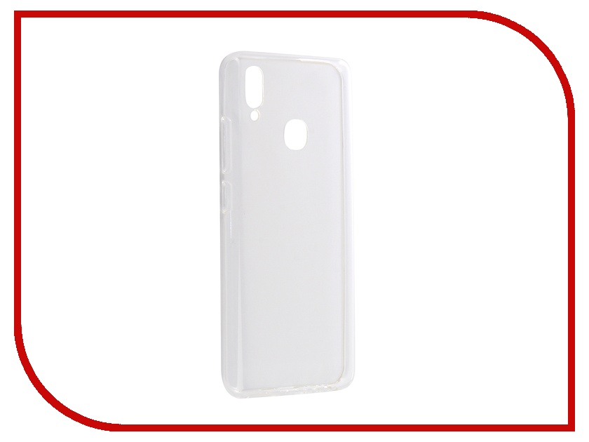 Купить Аксессуар Чехол Zibelino для Vivo Y95/Y91 Ultra Thin Case Transparent ZUTC-VIV-Y95-WHT
