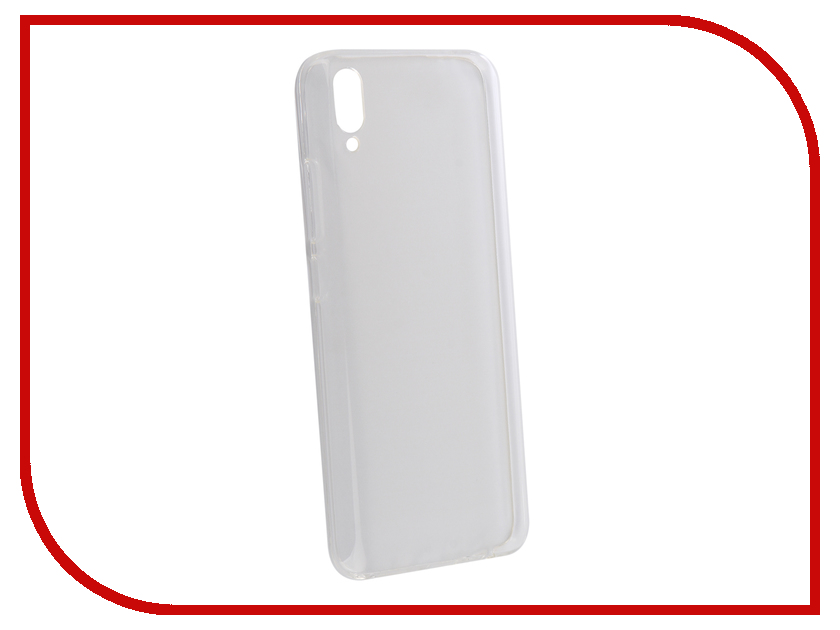 Купить Аксессуар Чехол Zibelino для Vivo V11 Ultra Thin Case Transparent ZUTC-VIV-V11-WHT