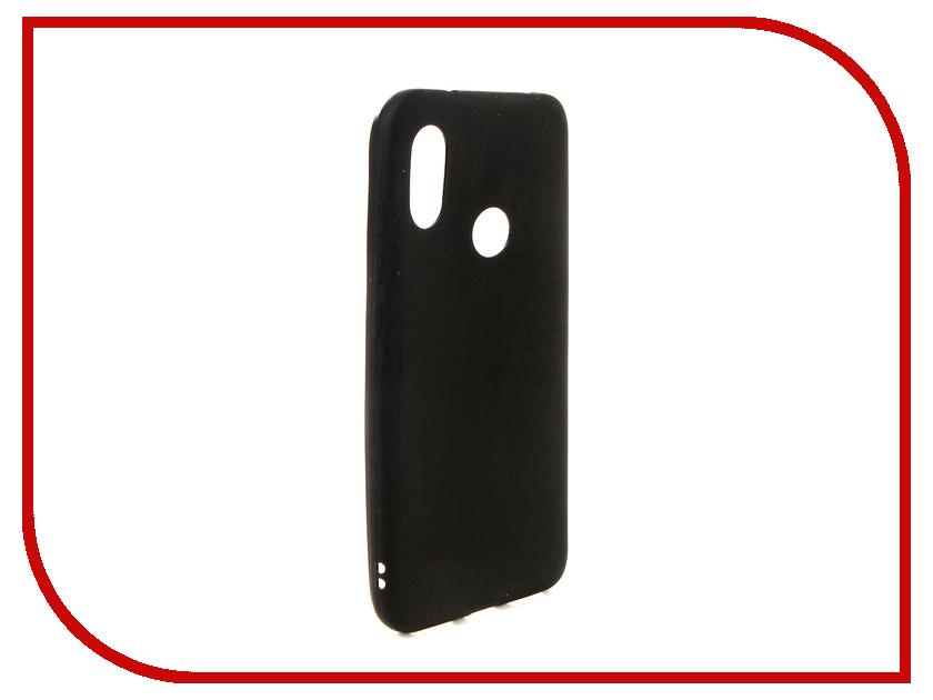 Купить Аксессуар Чехол для Xiaomi Redmi 6 Pro Ubik TPU Black