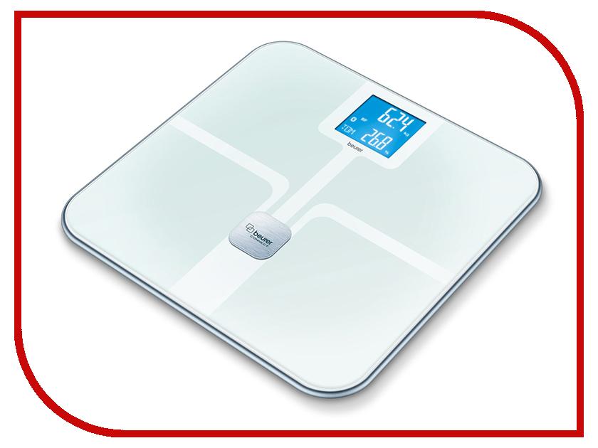 Купить Весы напольные Beurer BF800 White, Германия