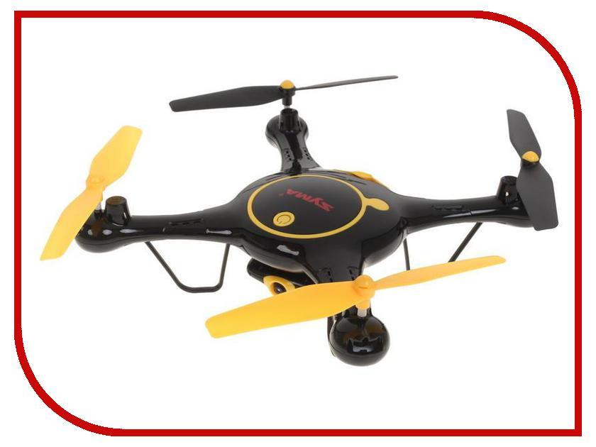 Купить Квадрокоптер Syma X5UW Black