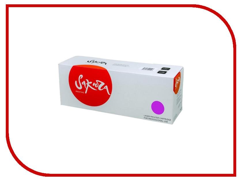Купить Картридж Sakura TK560M Magenta для Kyocera Mita FS-C5300DN/FS-C5350DN / ECOSYS 6030cdn 10000k
