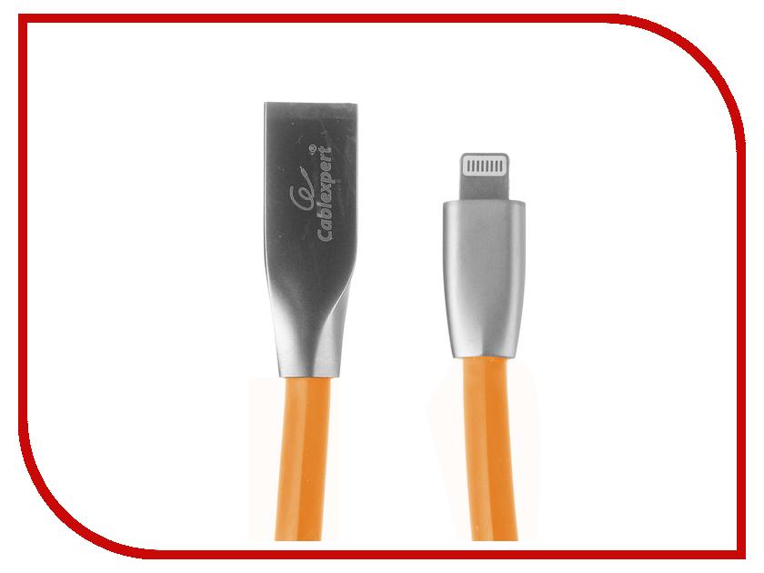 Купить Аксессуар Gembird Cablexpert USB AM/Lightning 1m Orange CC-G-APUSB01O-1M