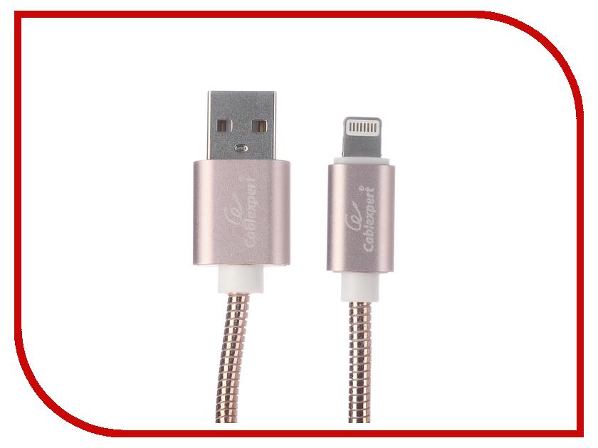 Купить Аксессуар Gembird Cablexpert USB AM/Lightning 1.8m Gold CC-G-APUSB02Cu-1.8M