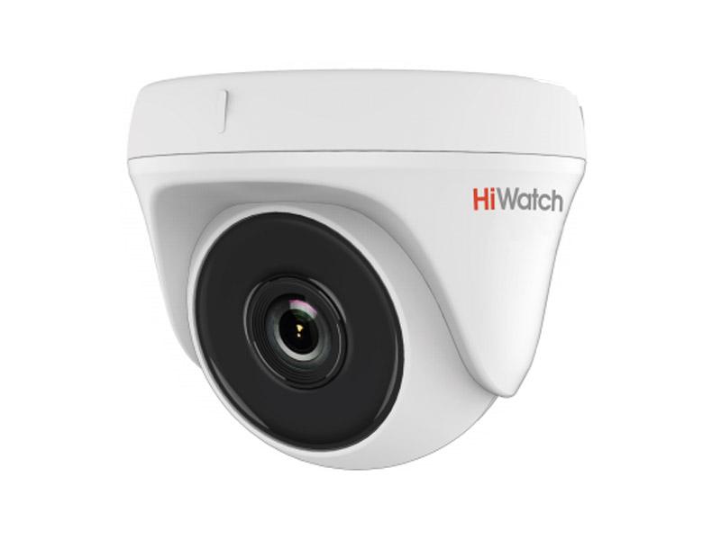аналоговая камера hiwatch ds t251 2 8mm Аналоговая камера HiWatch DS-T133 2.8mm