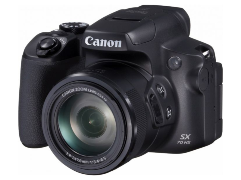 конструктор фотоаппарат Фотоаппарат Canon PowerShot SX70 HS