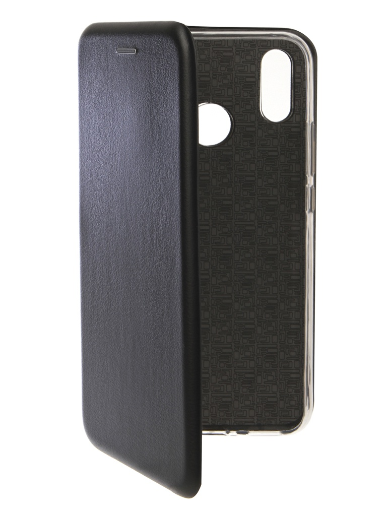 аксессуар чехол innovation для huawei nova 3 black 14275 Аксессуар Чехол Innovation для Huawei Nova 3i Book Silicone Magnetic Black 13395