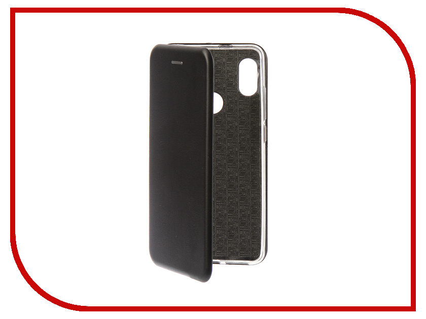 Купить Аксессуар Чехол для Xiaomi Pocophone F1 Innovation Book Silicone Magnetic Black 13445