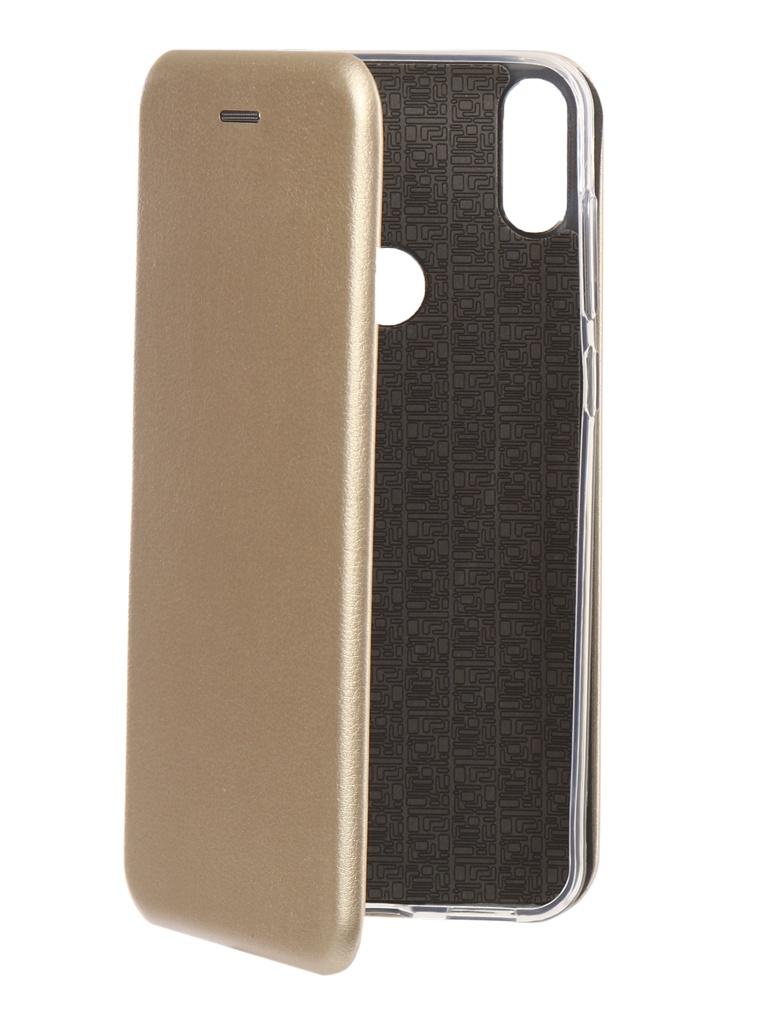 аксессуар чехол zibelino для asus zenfone max pro m1 zb602kl book black zb asus zb602kl blk Аксессуар Чехол Neypo для ASUS ZenFone Max Pro (M1) ZB602KL Premium Gold NSB6393