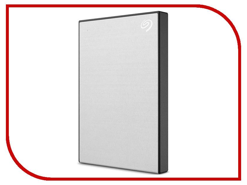 Купить Жесткий диск 2Tb - Seagate Backup Plus Slim Silver STHN2000401