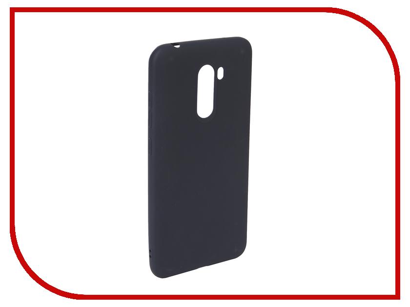Купить Аксессуар Чехол для Xiaomi Pocophone F1 Neypo Soft Matte Dark Blue NST5848