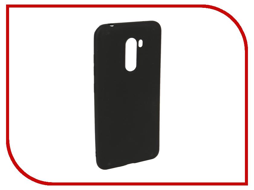Купить Аксессуар Чехол для Xiaomi Pocophone F1 Neypo Soft Matte Black NST5845