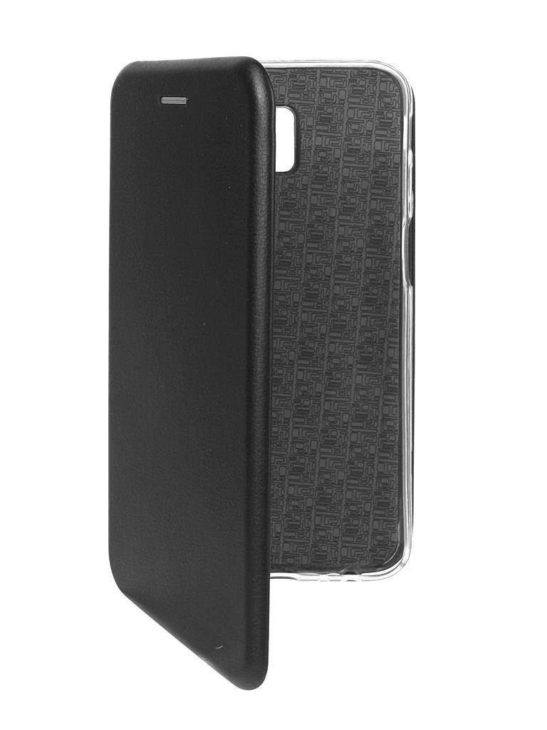 аксессуар чехол red line для huawei y9 2018 unit black ут000014545 Аксессуар Чехол Red Line для Samsung Galaxy J6 Plus 2018 Unit Black УТ000016759