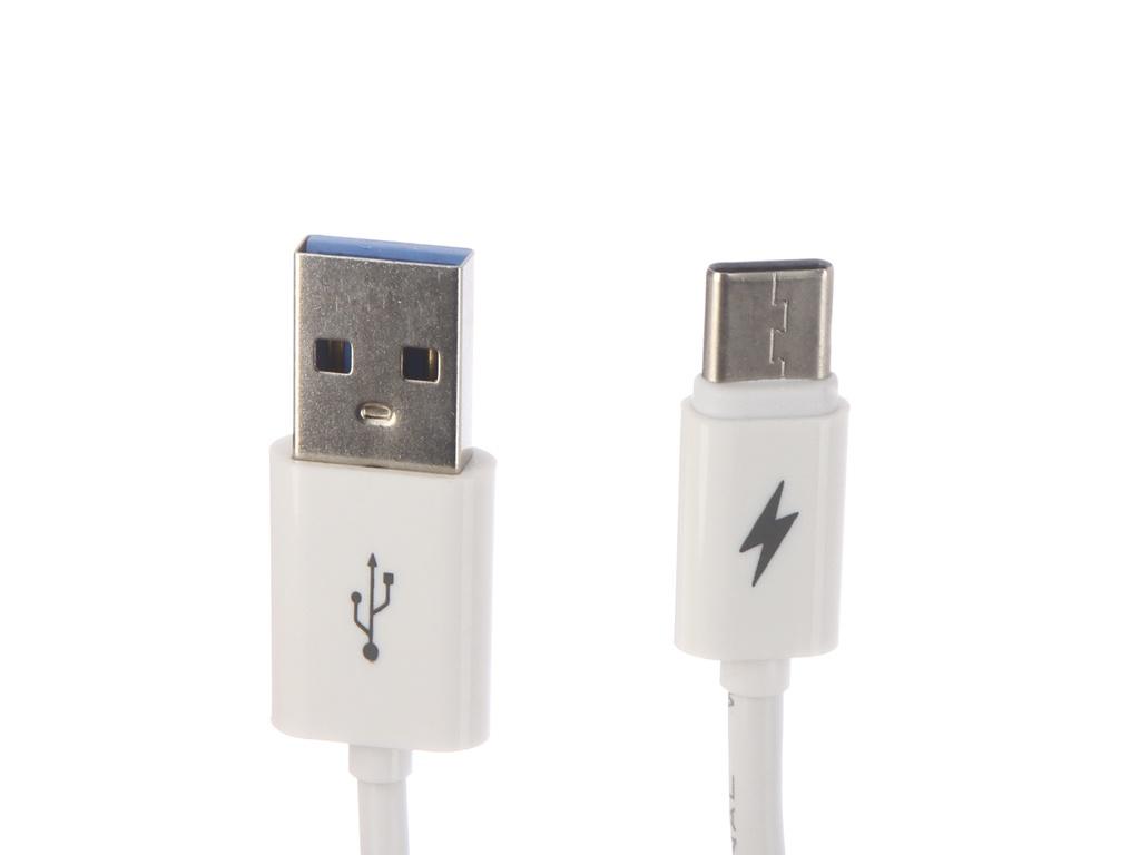 Фото - Аксессуар Red Line USB - Type-C 2m White УТ000017103 аксессуар deppa usb 8 pin 1 2m white 72114