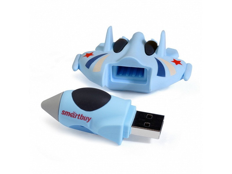 Zakazat.ru: USB Flash Drive 16Gb - SmartBuy Wild Series Истребитель SB16GBFI