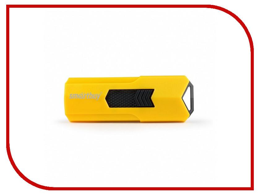 Купить USB Flash Drive 32Gb - SmartBuy Stream Yellow SB32GBST-Y