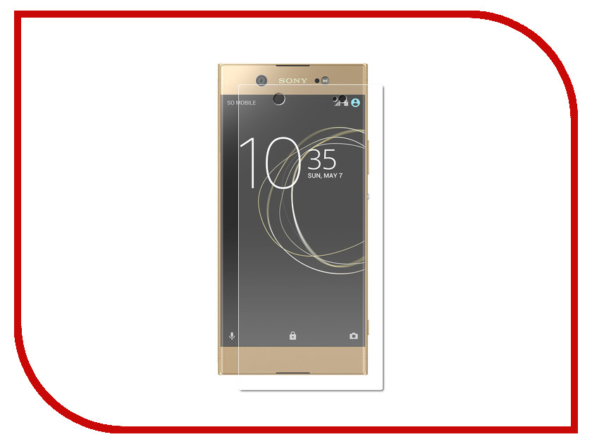 Купить Аксессуар Защитное стекло для Sony Xperia XA1 Ultra Liberty Project Tempered Glass 2.5D 0.33m 0L-00032662