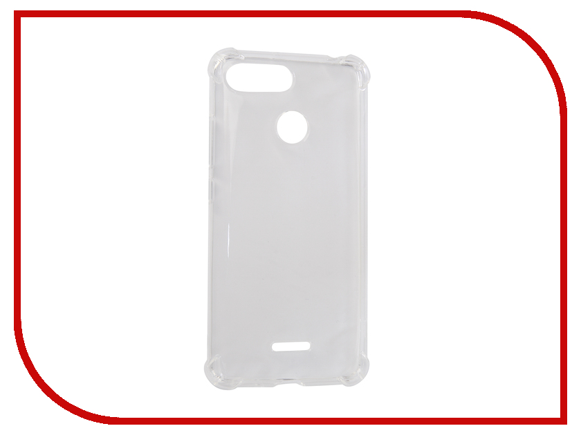 Купить Аксессуар Чехол для Xiaomi Redmi 6 Liberty Project Silicone TPU Armor Case Transparent 0L-00039302
