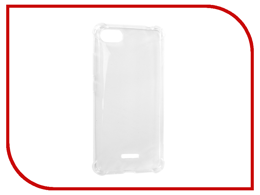 Купить Аксессуар Чехол для Xiaomi Redmi 6A Liberty Project Silicone TPU Armor Case Transparent 0L-00039354