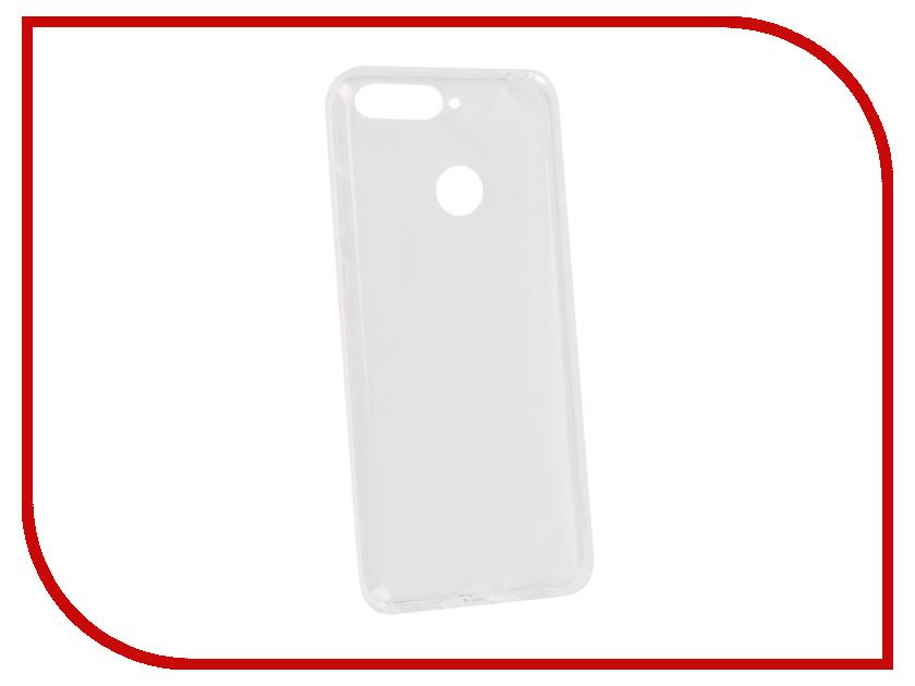 Купить Аксессуар Чехол для Huawei Y6 Prime 2018 Liberty Project Silicone TPU Transparent 0L-00041071