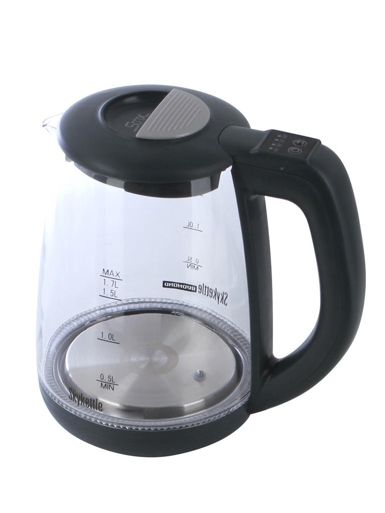 Чайник REDMOND SkyKettle G213S чайник redmond skykettle g210s 2200 вт чёрный 1 7 л стекло