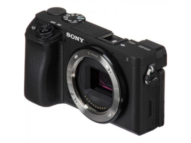 Фотоаппарат Sony Alpha A6400 Body Black