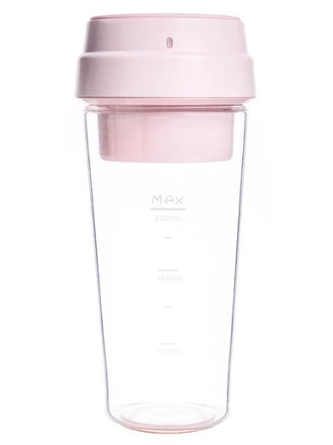 Купить Блендер Xiaomi 17PIN Star Fruit Cup 400ml Pink