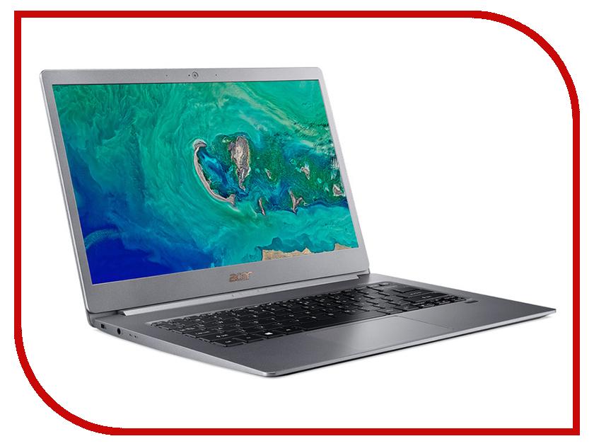 Купить Ноутбук Acer Swift 5 SF514-53T-75D7 NX.H7KER.003 (Intel Core i7-8565U 1.8 GHz/8192Mb/512Gb SSD/No ODD/Intel HD Graphics/Wi-Fi/Bluetooth/Cam/14.0/1920x1080/Touchscreen/Windows 10 64-bit)
