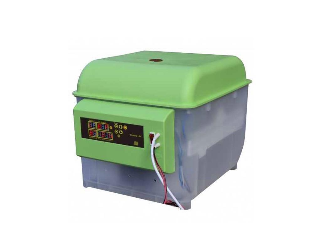 Инкубатор Спектр-Прибор Спектр-84 зеленый/прозрачный
