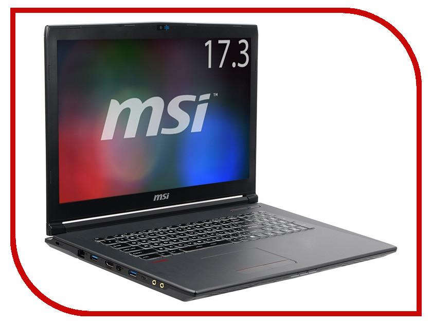 Купить Ноутбук MSI GF72 8RD-055XRU 9S7-179F32-055 Black (Intel Core i5 8300H 2.3Ghz/8192Mb/1000Gb+128Gb/No ODD/nVidia GeForce GTX1050Ti 4096Mb/Wi-Fi/Bluetooth/Cam/17.3/1920x1080/Free DOS)