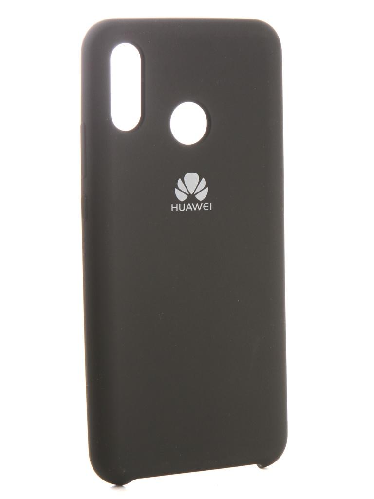 аксессуар чехол innovation для huawei nova 3 black 14275 Аксессуар Чехол Innovation для Huawei Nova 3 Silicone Black 13500