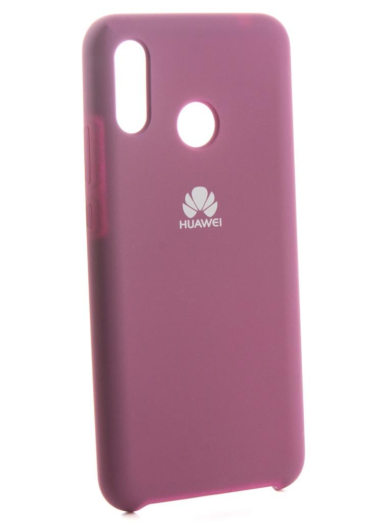аксессуар чехол innovation для huawei nova 3 black 14275 Аксессуар Чехол Innovation для Huawei Nova 3 Silicone Purple 13502