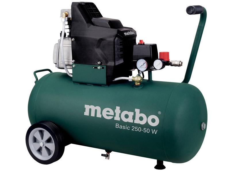 компрессор агрессор agr 50 Компрессор Metabo Basic250-50W 601534000