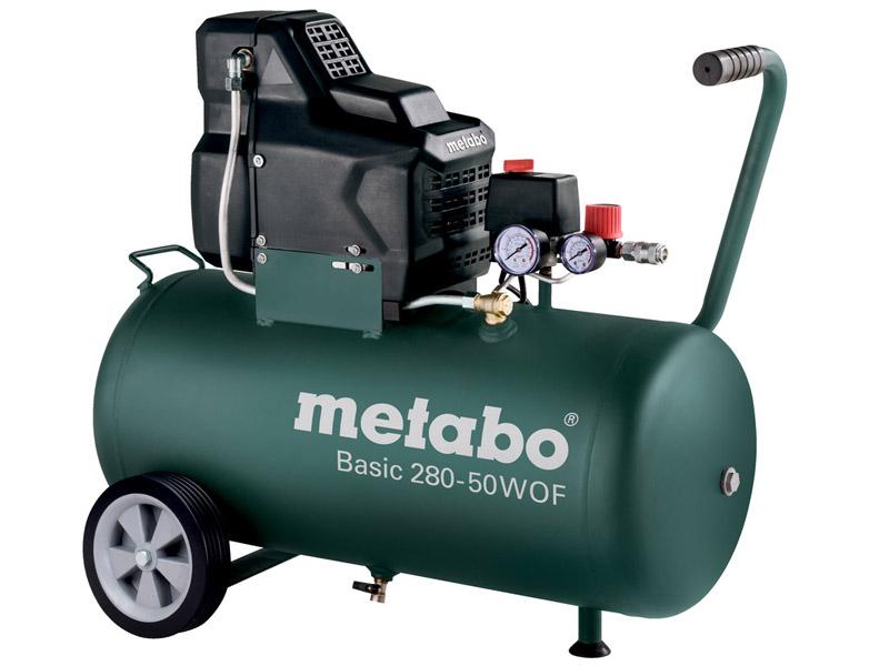 компрессор агрессор agr 50 Компрессор Metabo Basic280-50WOF 601529000