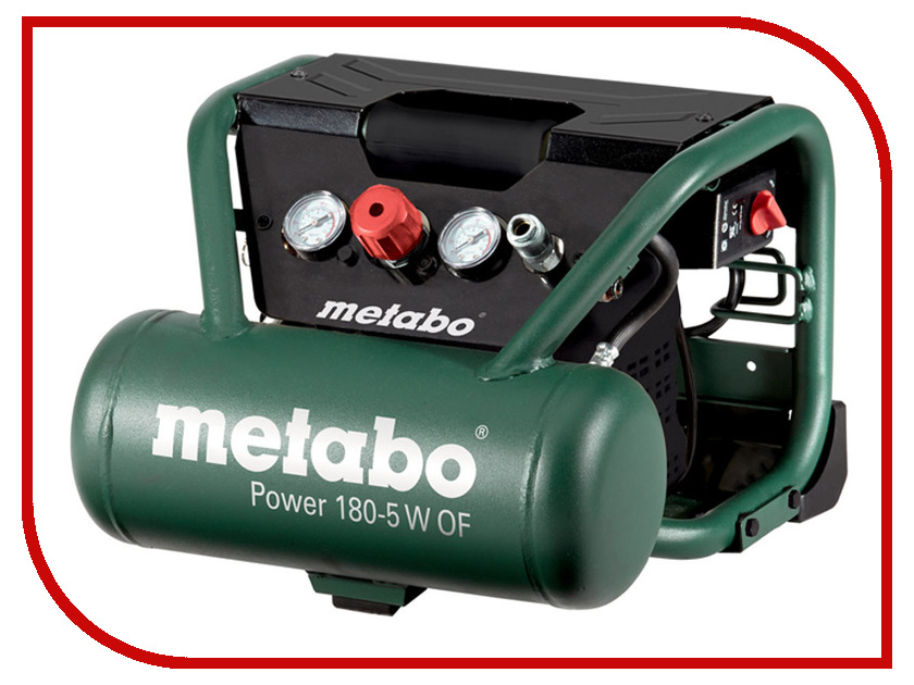 Купить Компрессор Metabo Power 180-5WOF 601531000, Германия