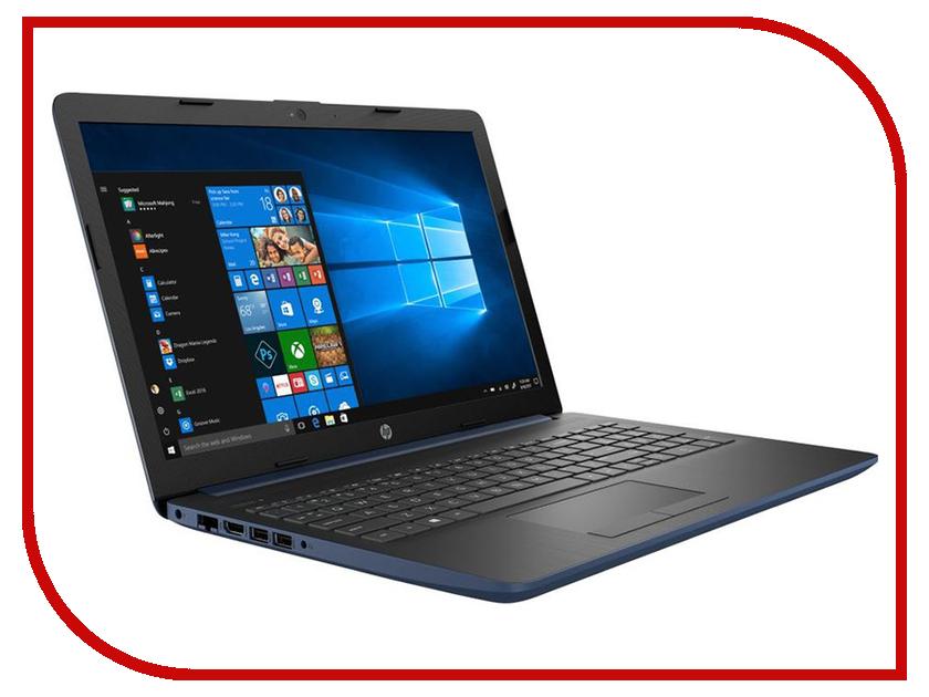 Купить Ноутбук HP HP15-db0152ur Blue 4MY49EA (AMD Ryzen 3 2200U 2.5 GHz/4096Mb/500Gb/No ODD/Radeon 530 2048Mb/Wi-Fi/Bluetooth/Cam/15.6/1920x1080/Windows 10), HP (Hewlett Packard)