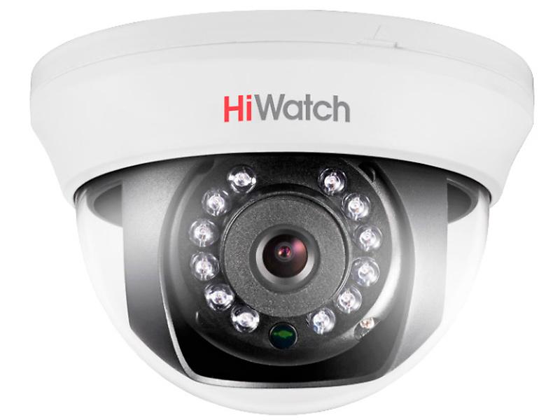 аналоговая камера hiwatch ds t251 2 8mm Аналоговая камера HiWatch DS-T201 6mm