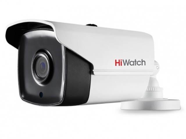 аналоговая камера hiwatch ds t251 2 8mm Аналоговая камера HiWatch DS-T220S 6mm