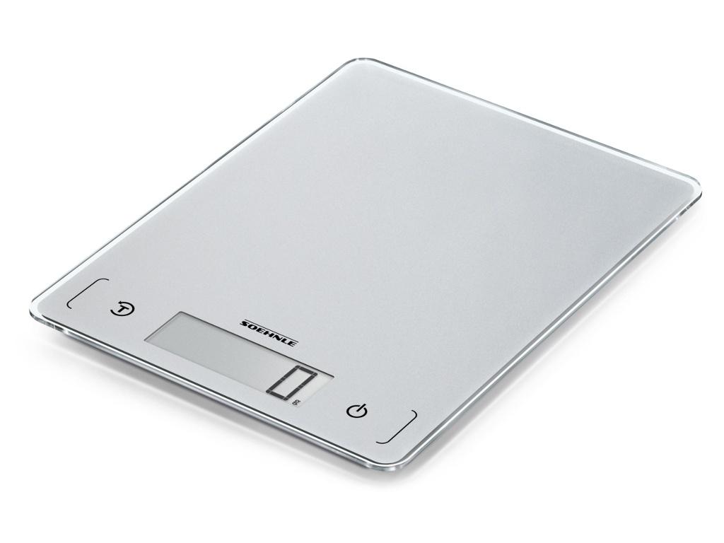 Весы Soehnle Page Comfort 300 Slim Silver 61504